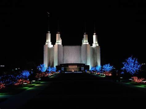 dc mormon temple festival of lights 2017 festival of lights washington d c mormon temple