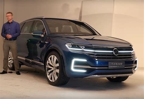 vw 2020 car 2020 volkswagen touareg concept and specs 2019 2020