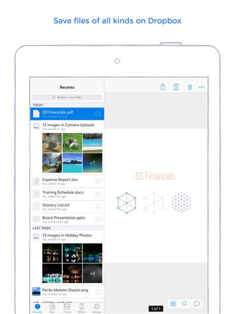 dropbox iphone dropbox gets updated with 3d touch support for iphone 6