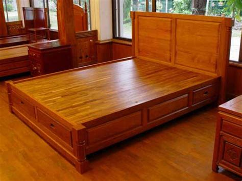design platform indonesia indonesian bed frames solid teak platform style designs