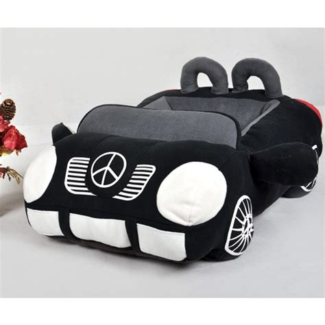 car dog bed popular soft and warm pet dog cat car bed house sofa bed 2