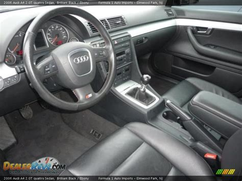 2006 Audi A4 Interior by Interior 2006 Audi A4 2 0t Quattro Sedan Photo 6