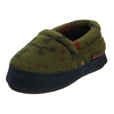 acorn polar slippers acorn polar moc slipper infant toddler kid big kid
