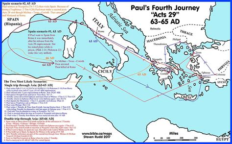 Pauls Journeys Outline by New Voices World Ministries Christian Churches Bible Study Maps Timelimes And Outlines