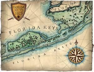 florida map c 1829 key west map key west