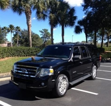 2008 ford expedition for sale suv for sale 2008 ford expedition el vip in st petersburg