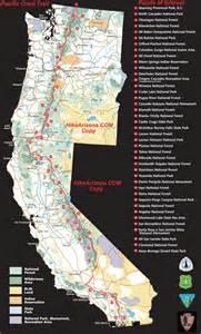 pacific crest trail segments hikearizona