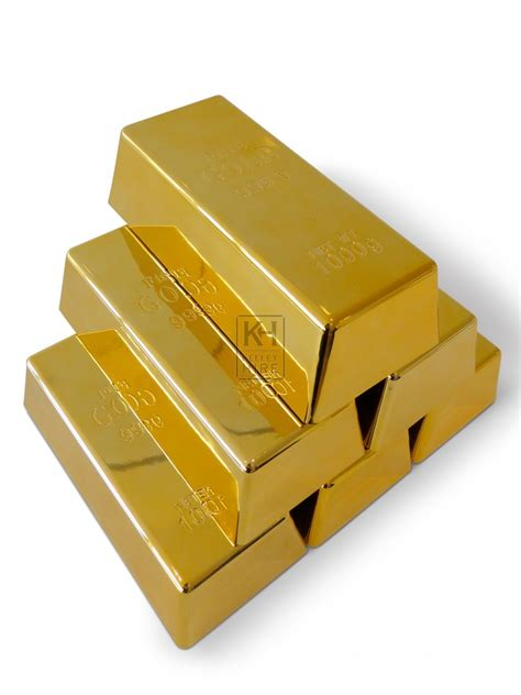 gold uk western prop hire 187 gold bullion bars keeley hire