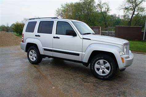 Jeep Liberty Sport Reviews 2012 Jeep Liberty Sport Review Web2carz
