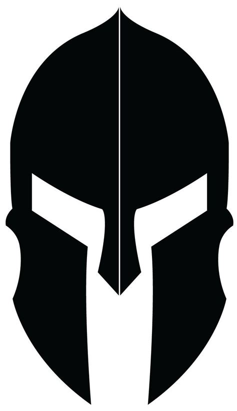 spartan helmet template spartan warrior symbols image collections symbol and