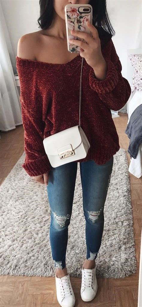 cute outfit ideas   winter cute spring outfits