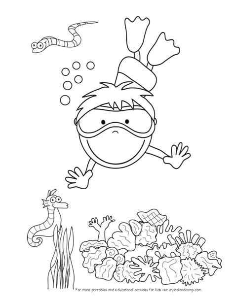 underwater plants coloring pages coloring pages of underwater plants coloring pages for free