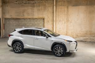 Lexus F Sport Specs 2015 Lexus Nx Engine Specs New Turbo Makes 235 Hp Photo