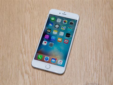 test apple iphone 6s plus notre avis cnet