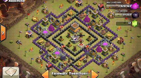 coc layout anti gowipe th8 base war th8 anti hog and dragon 4 mortar best apps for