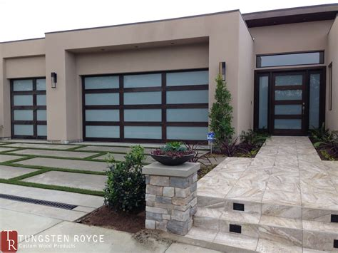 contemporary garage modern garage door modern glass garage door custom garage