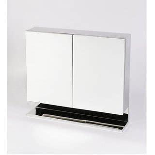 18 inch bathroom mirror jj sanitaryware leonardo stainless steel 18 x 5 x 15 inch