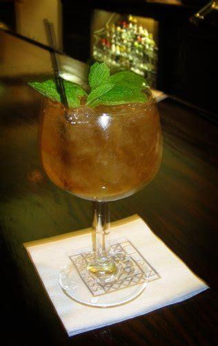 Stinger Detox Drink Ingredients by Stinger Cocktail Imbibe