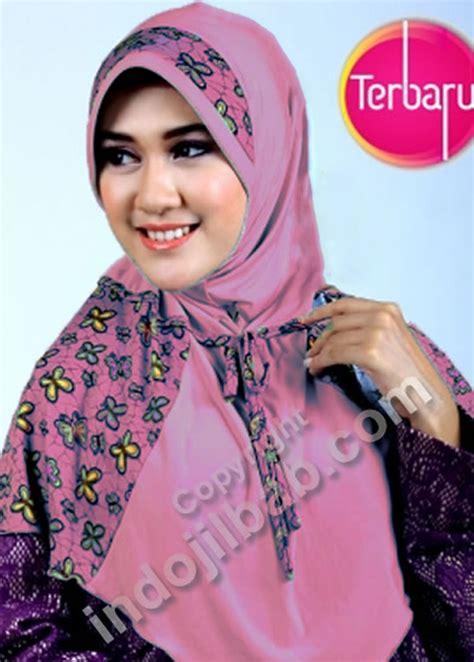 Jilbab Instan Dania Butterfly Payet jual atteena butterfly pink tua harga dan review