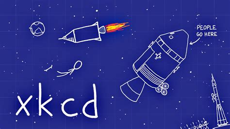Go Space by How To Go To Space With Xkcd