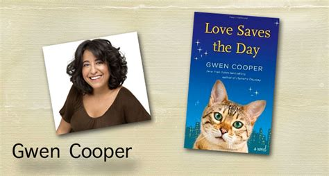 Cooper Saves The Day saves the day by gwen cooper
