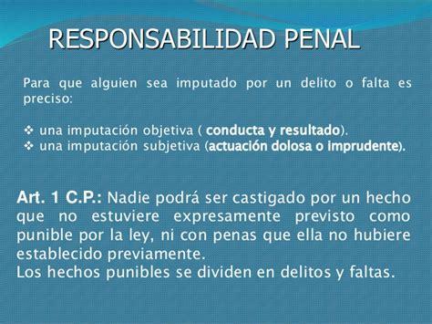responsabilidad penal en enfermeria hd pics presentacion responsabilidad y culpabilidad penal de la
