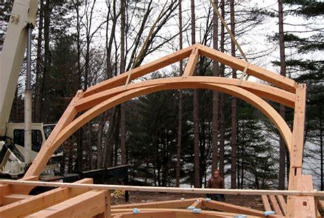 process timber frame case study