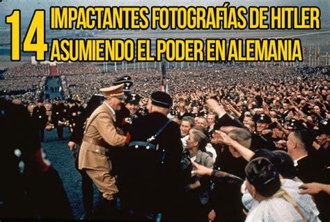 imagenes impactantes nazis galer 237 a 14 impactantes fotograf 237 as de hitler asumiendo el