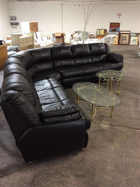 45 Degree Sectional Sofa 3pc Leather 45 Degree Sectional Sofa
