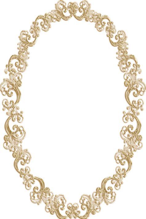 transparent oval frames oval gold frame transparent www pixshark com images