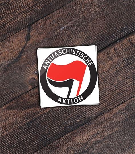 Antifa Stickers