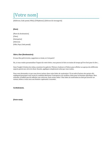 Exemple De Lettre De Motivation Banque Populaire Telecharger Le Modele Environ Lettre De Motivation Banque Candidature Spontanee