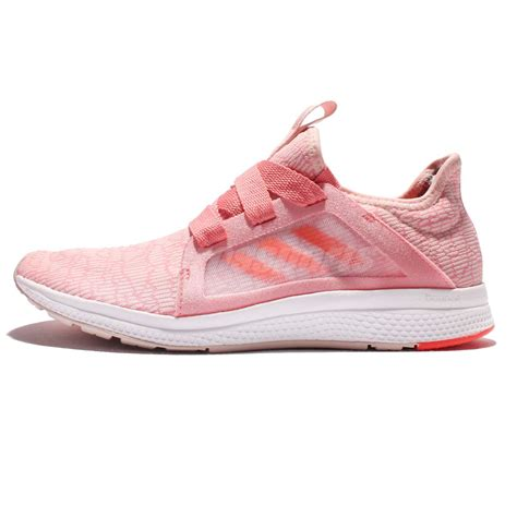 Adidas Edge Lux Bounce | adidas edge lux w bounce pink white women running shoes