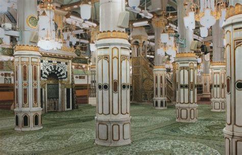 Gambar Dan Karpet Masjid foto foto raudhah dan tips masuk ke raudhah di mesjid
