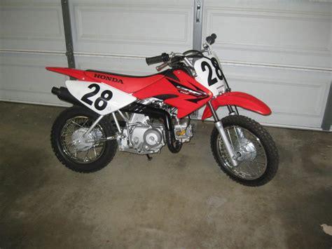 Honda 70 Dirt Bike by Buy 2005 Honda Crf 70 Dirt Bike On 2040motos