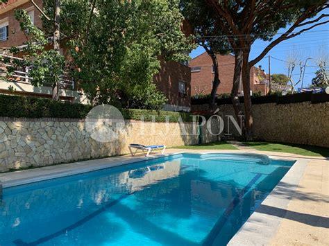 exclusivo chalet adosado  piscina en tiana hjapon inmobiliaria de lujo en barcelona  el