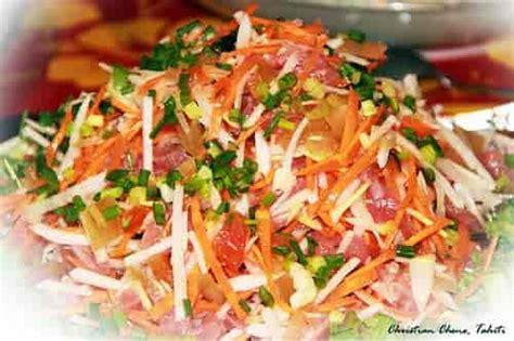 cuisine tahitienne traditionnelle la nourriture en polyn 233 sie fran 231 aise