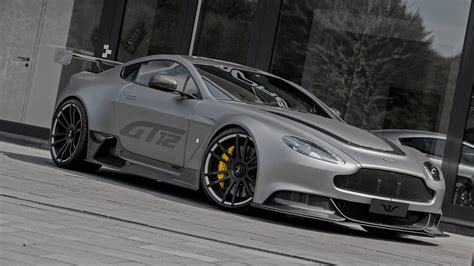custom aston martin vantage official aston martin vantage gt12 by wheelsandmore