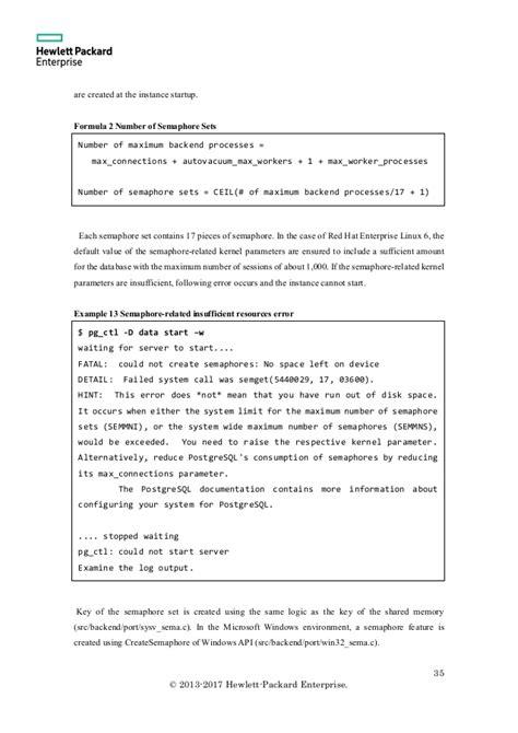 PostgreSQL Internals (1) for PostgreSQL 9.6 (English)