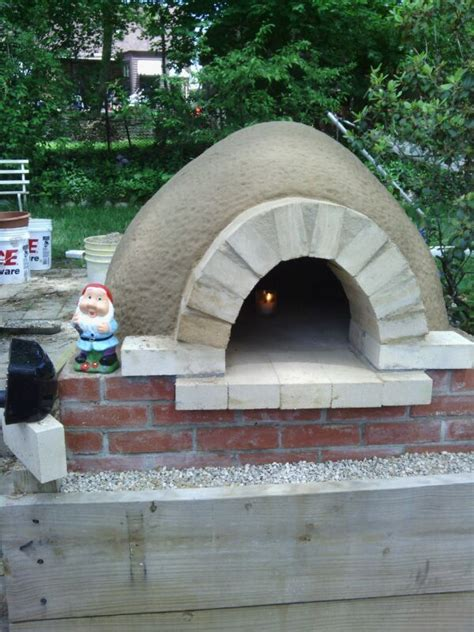build a wood fired pizza oven in your backyard diy how to build a garden wood oven wooden pdf corner