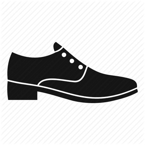 fashion footwear leather mens shoe icon icon