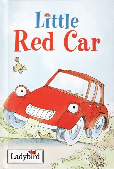 books about cars and how they work 1997 nissan 200sx parental controls little red car ladybird book little stories series gloss hardback 1997