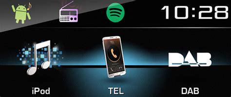 Speaker Multimedia Apple E103 sat nav apple carplay android auto car audio dab radio kenwood uk