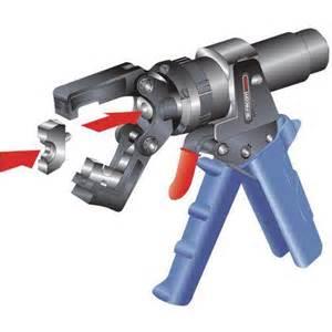 Awesome Pince A Sertir Hydraulique #1: Pince-a-sertir-hydraulique-a-gachette-pour-cosses-tubulaires-et-manchons-21648041.jpg