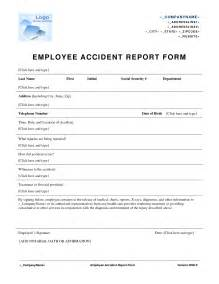 Workplace Accident Report Template similiar work accident report form template printable keywords