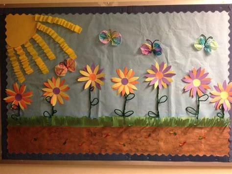 Garden Bulletin Board Ideas Flowers Bulletin Board