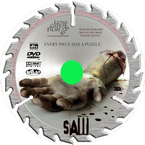 What The Saw 1 image gallery saw 1 dvd
