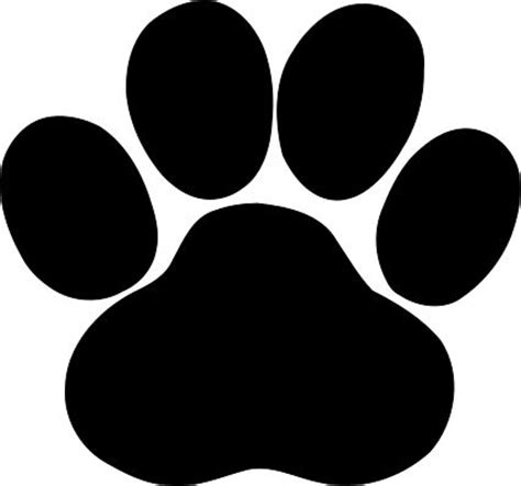 231 Best Images About Svg Files For Cricut On Pinterest Paw Print Silhouette