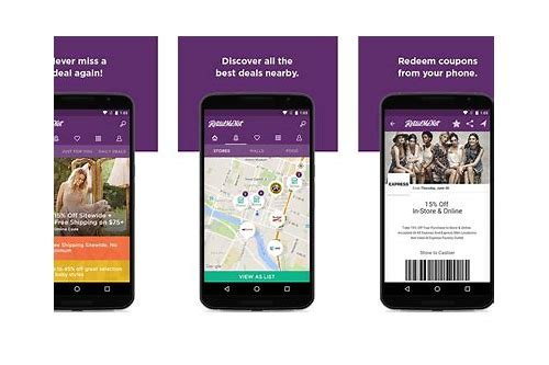best retail coupon apps