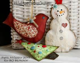 Homemade Christmas Ornaments by Bobunny Handmade Christmas Ornaments